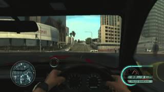 Midnight club LA Gameplay - Nissan Skyline