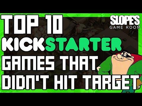 Top 10 Kickstarter games that didn't hit target - SGR
