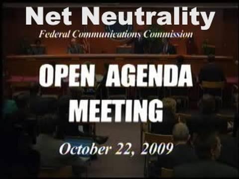 FCC Debates Net Neutrality -Full video