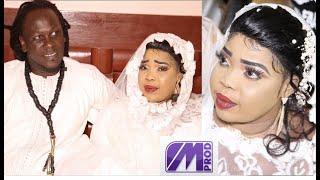 EXCLUSIVITE:ADMIREZ LE MARIAGE DE DABA BOYE LA GRANDE VOYANTE ANIMATRICE DE LA SENTV CHERIE MR MBAYE
