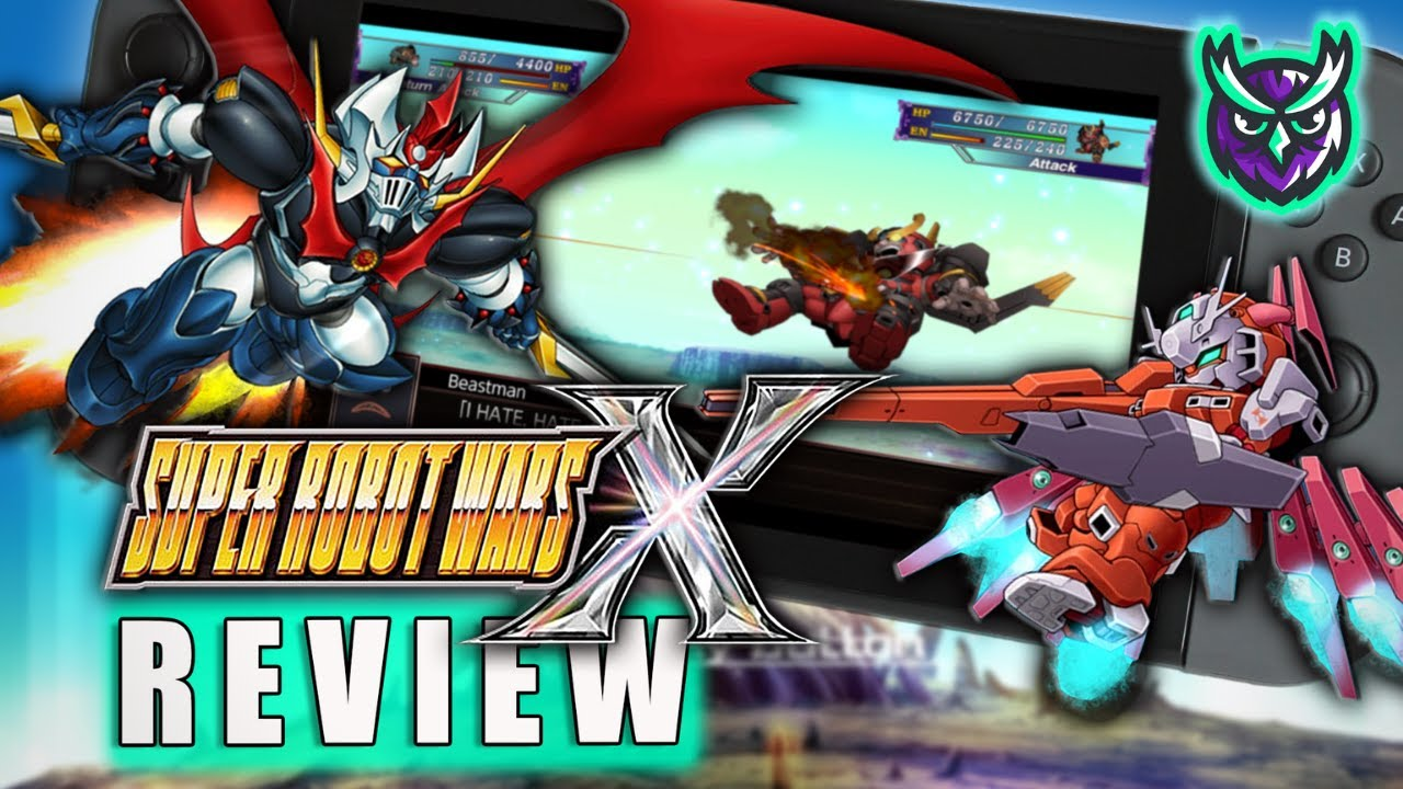 Super Robot Wars X Switch Review - First Essential Import of 2020?