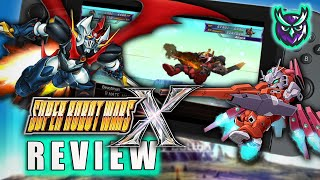 Super Robot Wars X Switch Review - First Essential Import of 2020? (Video Game Video Review)