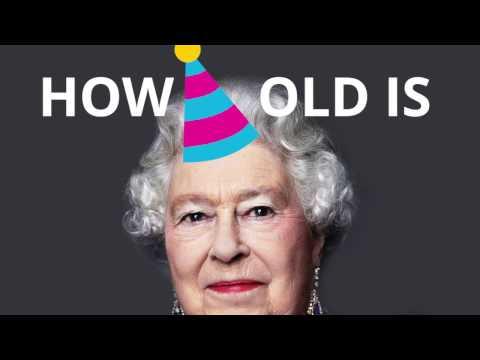 How Old Is Queen Elizabeth? 🍰🎈