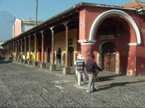A Day in the Life: Antigua Guatemala