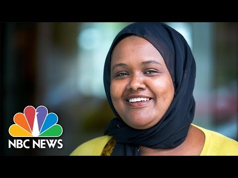 Meet The Refugee Trying To Be Boston's First Muslim City Councilor | NBC News