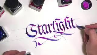 Inspiring Modern Calligraphy Compilation x Slo Lee