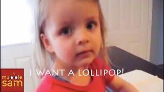 I WANT A LOLLIPOP NOW! (The Original Boss Baby) | Mugglesam