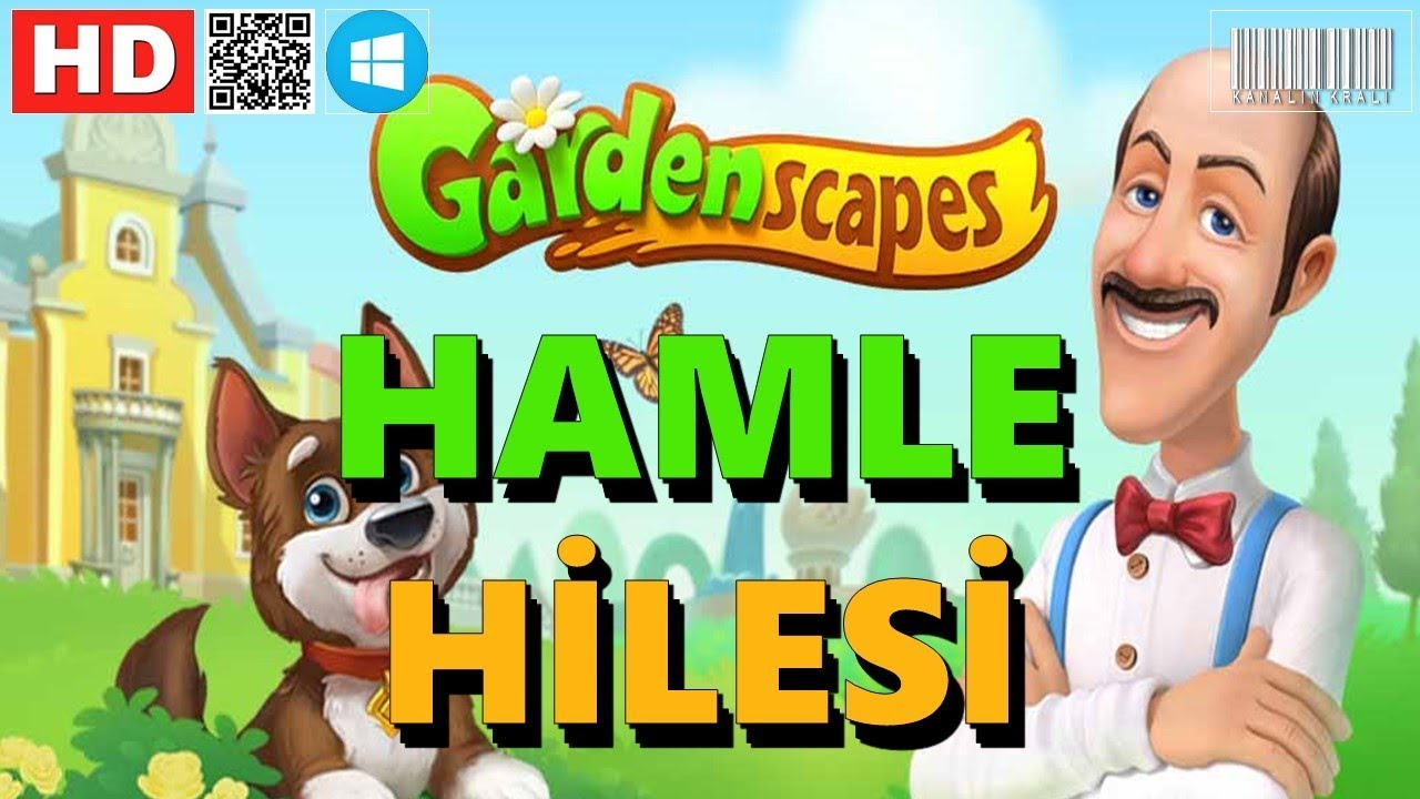 GARDENSCAPES HAMLE HİLESİ GARDENSCAPES FACEBOOK GAMEROOM OYUN HİLESİ GARDENSCAPES HİLE