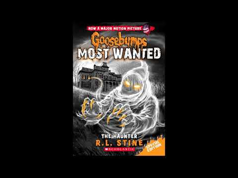 Goosebumps: Most Wanted: The Haunter - Book Review
