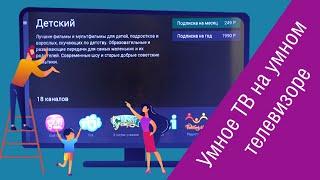 «НТВ-Плюс ТВ» на большом экране: впечатления и опыт использования