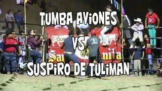 RANCHO SANTA ANITA DE JOSE TORRES ¡¡ TORO TUMBA AVIONES!!