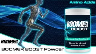 How BOOMER BOOST Works