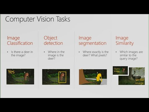 Building image classification using the Microsoft AI platfor