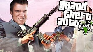 GTA V Online [#92] - NORMA ZABÓJSTW, CZYLI GUN GAME - NOWY TRYB! [W: Paveł, Admiros, Plaga, Flothar]