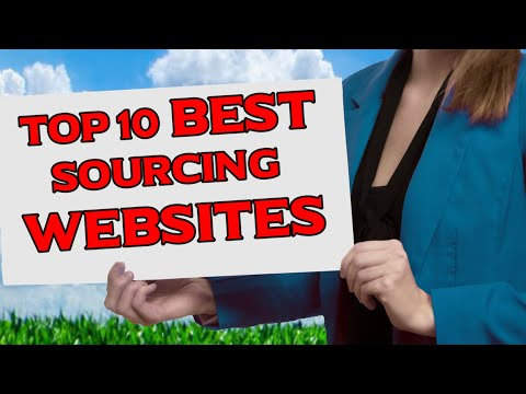 10 Best Websites To Source For EBay And Amazon