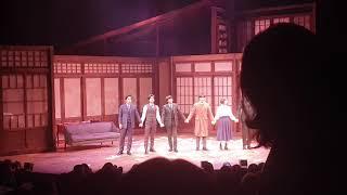 191229 뮤지컬 팬레터 밤공 커튼콜