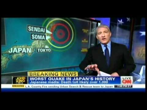 Japan 8.9 earthquake tsunami CNN japan 3-11-11 prt6