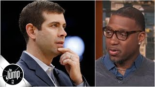 Rachel Nichols and Tracy McGrady of The Jump react to Marcus Morris' comments made about the state of the Boston Celtics, and discuss what Brad Stevens must do to unlock Kyrie Irving, Jayson Tatum, Jaylen Brown, Al Horford, Gordon Hayward, Marcus Smart & Co. as they attempt to reach the 2019 NBA Finals. McGrady says Stevens needs to do what Jeff Van Gundy did when JVG and T-Mac were on the Houston Rockets, telling each player his individual role.  ✔ Subscribe to ESPN on YouTube: http://es.pn/SUBSCRIBEtoYOUTUBE ✔ Subscribe to ESPN FC on YouTube: http://bit.ly/SUBSCRIBEtoESPNFC ✔ Subscribe to NBA on ESPN on YouTube: http://bit.ly/SUBSCRIBEtoNBAonESPN ✔ Watch ESPN on YouTube TV: http://es.pn/YouTubeTV  ESPN on Social Media: ► Follow on Twitter: http://www.twitter.com/espn ► Like on Facebook: http://www.facebook.com/espn ► Follow on Instagram: http://www.instagram.com/espn  Visit ESPN on YouTube to get up-to-the-minute sports news coverage, scores, highlights and commentary for NFL, NHL, MLB, NBA, College Football, NCAA Basketball, soccer and more.   More on ESPN.com: http://www.espn.com