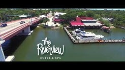 The Riverview Hotel and Spa, New Smyrna Beach, Florida