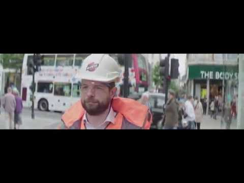 We Build Rail - Crossrail