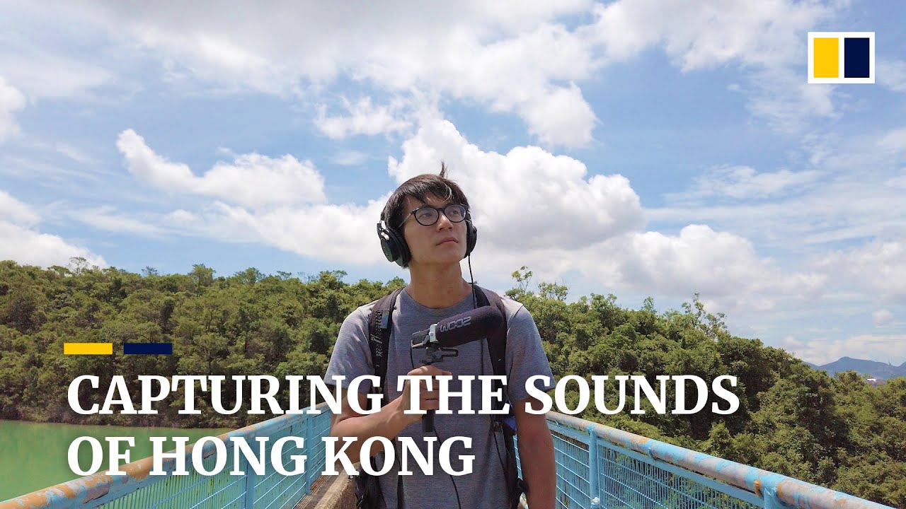 Sounds of the city: a Hong Kong audio engineer's eye-opening mission to capture moments of life