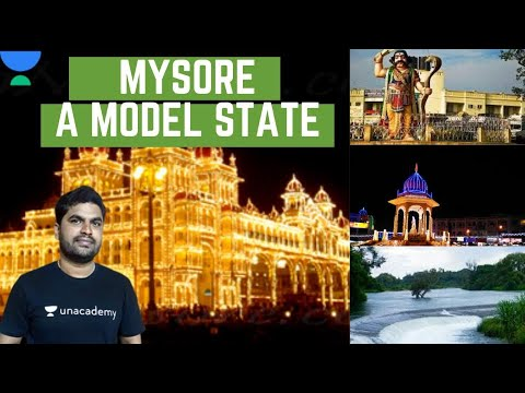 mysore-a-model-state-|-kas-/-fda-/sda-/-psi-/-kpsc-|-sharanayya-b