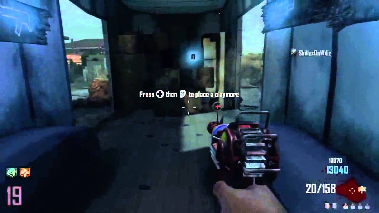 BLACK OPS 2 NUKETOWN ZOMBIES GAMEPLAY! 720p!!!!!