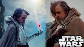 Darth Vader's Lightsaber Crystal Confirmed for The Last Jedi (Spoilers) - Star Wars Explained