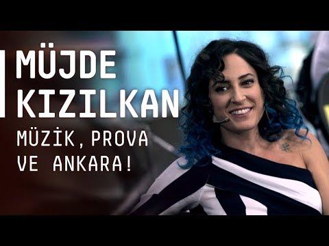 Müjde Kızılkan - Sohbet /  Müzik, prova ve Ankara! @Akustikhane