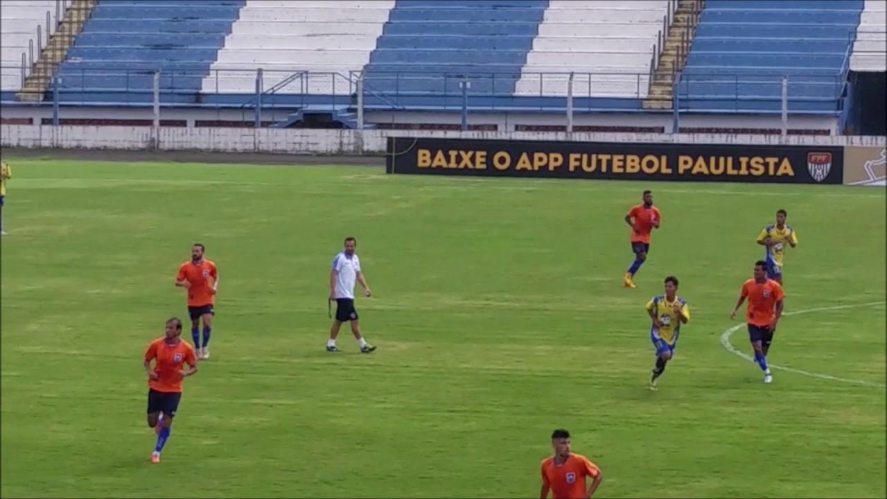 718afc0bec Gremio Bela Vista E.C. vs Rio Claro F.C. First half - YouTube
