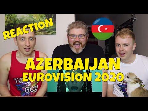 AZERBAIJAN EUROVISION 2020 REACTION: Efendi - Cleopatra