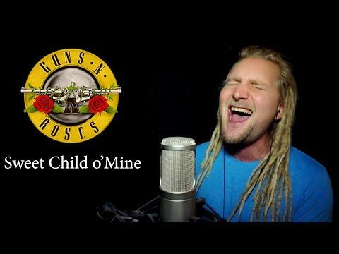 Sweet Child O' Mine – Guns N' Roses; By Andrei Cerbu, Rob Lundgren, Kalonica Nicx & Matei Alex