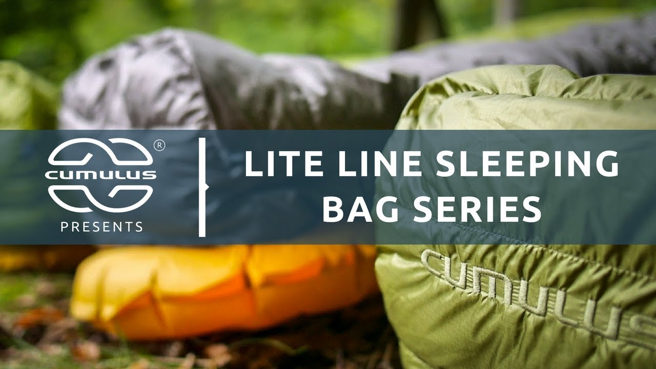LITE LINE SLEEPING BAGS SERIES  bc6e4cc911