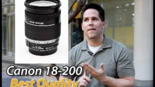 Best Walk Around Lens Comparison - Canon 18-200 vs Sigma 18-200 vs Tamron 18-270