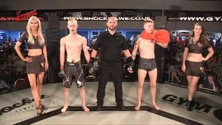 Liudvikas Maciulevicus vs Elliot Hoye – Amateur MMA - Shock N Awe 25