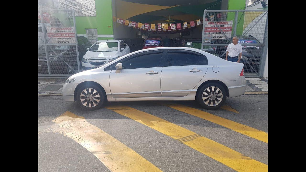 HONDA / CIVIC 1.8 LXL AUTOMÁTICO 2011 TEM SCORE BAIXO LIGA AGORA!!!