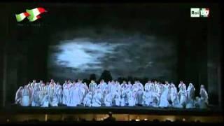 Va 39 Pensiero Bis En La Opera Di Roma 12 03 2011 Muti En Contra De Los Recortes A La Cultura