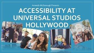 Universal Studios Hollywood Deaf & HOH Accessibility