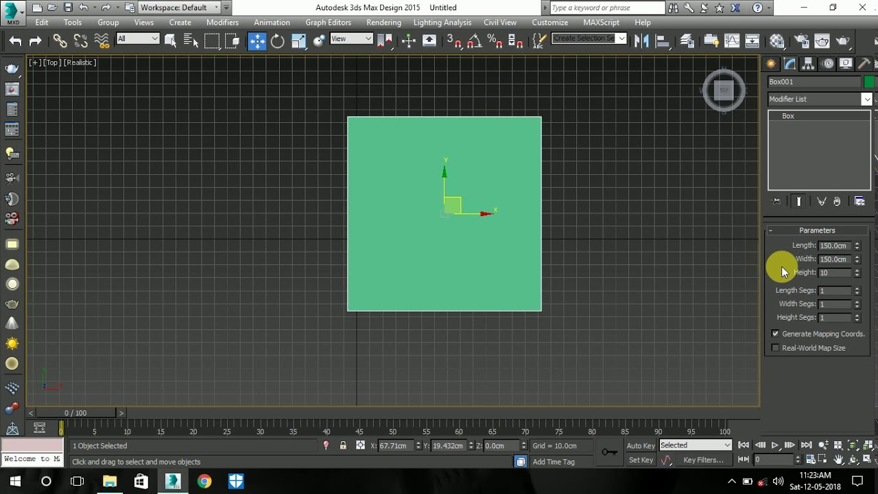 how to measure 3ds max [ 2 simple way] the bet way