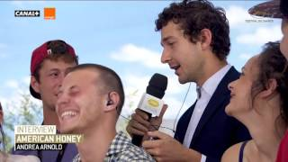 AMERICAN HONEY   Interview   EV   Cannes 2016 CANAL +