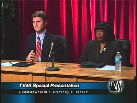 Commonwealth's Attorney Debate 10 21 13