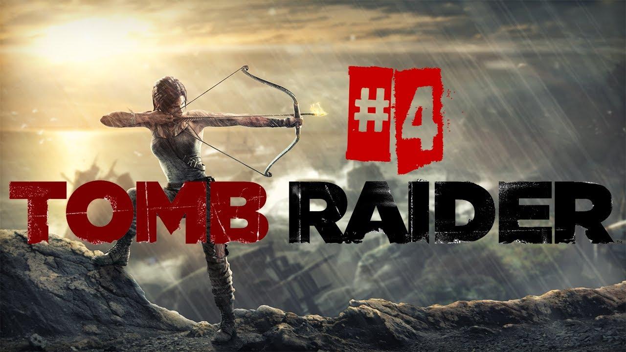 Tomb Raider Bölüm #4 OLUR MU OLUR...!