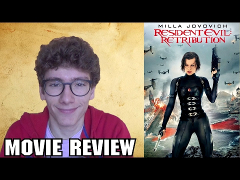 Resident Evil: Retribution [Action Movie Review]