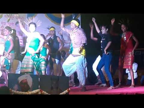 आदिवासी गोंडी नृत्य