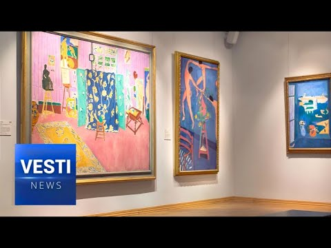Shchukin Collection: Pushkin Museum Puts Out Once in Lifetime Exhibit of Reacquired Pre-Soviet Art!