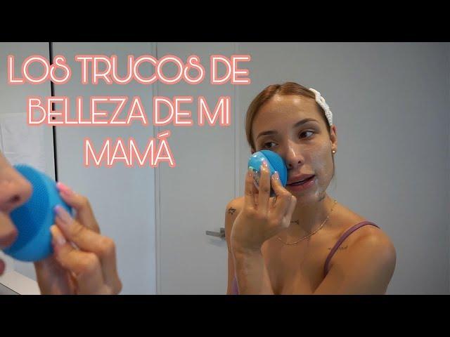 LOS TRUCOS DE BELLEZA DE MI MAMÁ
