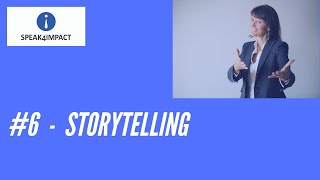 STORYTELLING - It's all about exciting transformations.