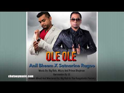 Anil Bheem & Satnarine Ragoo - Ole Ole