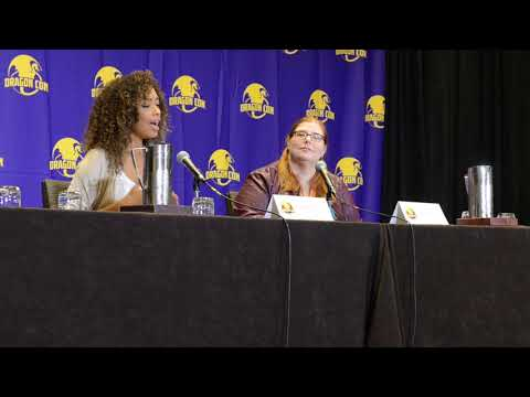 DragonCon 2018  Sunday  Firefly: An Hour with Gina Torres  Part 3 of 3