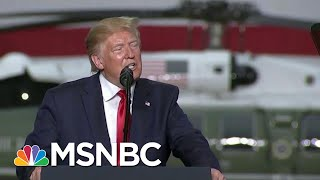 Families At Military Base Will Not Get New School Because Of Trump's Border Wall | Deadline | MSNBC